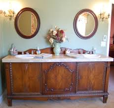 55 inch double sink bathroom vanity:  inch double vanity bathroom traditional with antiques bathroom mirrors bathroom