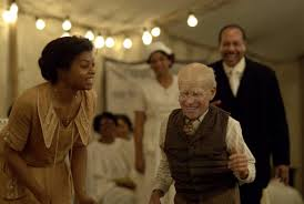 the curious case of benjamin button movie review plugged in