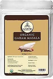 Naturevibe Botanicals <b>Organic Garam Masala</b>, 1 Pound - 100% Pure