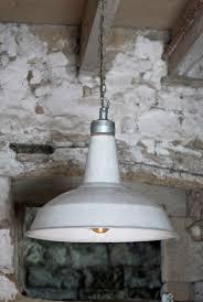flying scotsman vintage industrial pendant light pure white antique industrial pendant lights white