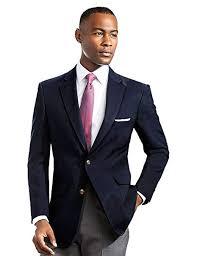 <b>Men's Elegant Modern</b> 2 Button Notch Lapel Blazer-Many Colors ...