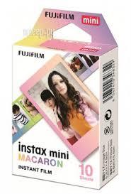 Купить <b>Fujifilm Colorfilm 10/1PK для</b> Instax Mini Macaron 16547737 ...