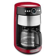 Kitchen Aid Appliances Reviews Kitchenaid 14 Cup Glass Carafe Coffee Maker Reviews Wayfair