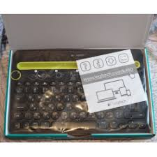 Отзывы о <b>Клавиатура Logitech Bluetooth Multi</b>-<b>Device Keyboard</b> ...