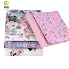<b>Shuanshuo New Floral</b> Seria Twill Bumbac Fabric, Patchwork pânză ...