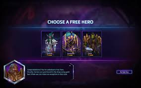 have a hero on us we hope you ll enjoy this new addition to your hero roster we ll see you and your new hero in the nexus soon