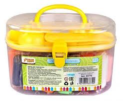<b>Тесто для</b> лепки <b>Color Puppy</b> 20 цветов с формочками 63779 ...