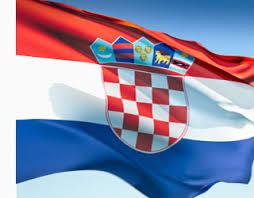 Slikovni rezultat za slika hrvatske zastave