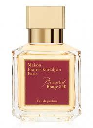 Духи <b>Maison</b> Francis Kurkdjian Baccarat Rouge 540 унисекс ...
