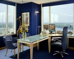 home office home office workspace furniture blue dark colour ultimanota pertaining to home office blue blue home offices
