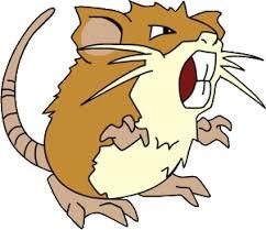 tải hình nền Pokemon Raticate