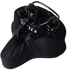 WINNINGO Exercise Gel <b>Bicycle Saddle</b> Cover Wide Cycling <b>Seat</b> ...