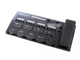 Купить <b>Гитарный процессор ZOOM G5n</b> по низкой цене в Москве ...
