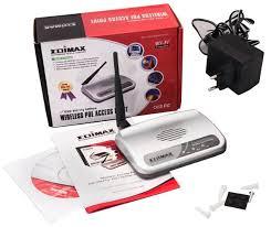 <b>Точка доступа Edimax</b> EW-7206PDg