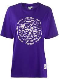 <b>Kenzo Tokyo</b> Print T-Shirt Ss20 | Farfetch.com