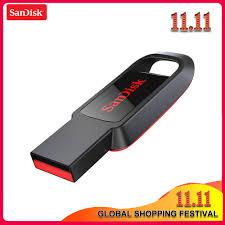 Original <b>SanDisk CZ61 USB</b> Flash Drive 128GB 64GB 32GB 16GB ...