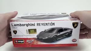 Car Lamborghini REVENTON. <b>Toy</b> Car for kids. <b>Bburago</b>. <b>Diecast</b> ...