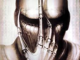 Image result for h r giger drawings
