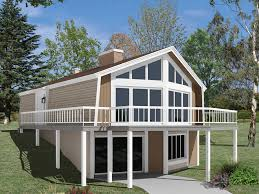 Skyliner A Frame Vacation Home Plan D    House Plans and MoreA Home Designed For Hillside Views