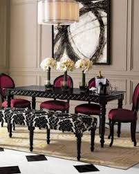 gothic dining set gothic dining table  gothic dining table