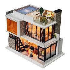 <b>Doll House Diy</b> Miniature Wooden Miniaturas <b>Dollhouse Furniture</b> ...