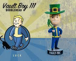 <b>Fallout</b>® 4: <b>Vault Boy</b> 111 Bobbleheads - Series Three: Luck ...