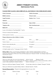 sample application form for school admission resume builder sample application form for school admission sample school application form sample forms photos of sample school