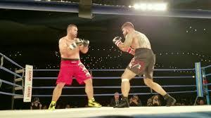 Adam Braidwood vs. Tim Hague - YouTube