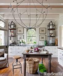 modern kitchen lighting home