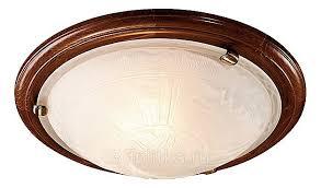 <b>Sonex</b> Lufe Wood <b>136</b>/<b>K потолочный светильник</b> купить в Москве ...