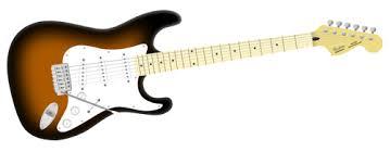 Resultado de imagen de guitarra electrica