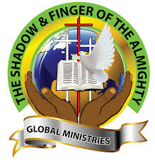 the shadow of the almighty prayer deliverance church the theshadow finger of the almighty logomain web