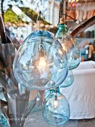 hand blown glass pendant lights blown glass pendant lighting