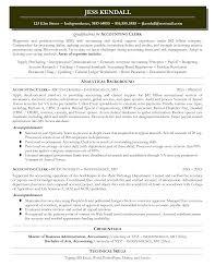 receivable job description resume  seangarrette coaccounting clerk resume job description   receivable job description resume accounts