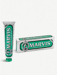 <b>MARVIS</b> - Toothpaste <b>Flavour Collection</b> 25ml pack of seven ...