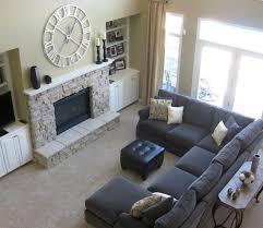 small living room sectional sofa