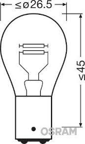 <b>Osram</b> 7528ULT02B <b>Лампа</b> галогенная <b>OSRAM</b> ORIGINAL LINE ...