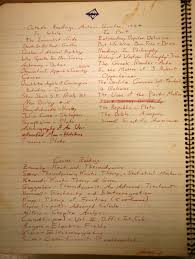 carl sagan s ambitious college reading list plato shakespeare list of titles that carl sagan planned to during one of his semesters at the