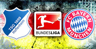 Image result for Bayern Munich and  Hoffenheim logo