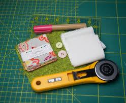 Шикарная игольница за 2 часа! - Fabric creation