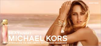 FIRST LOOK: <b>Michael Kors Sexy Sunset</b> - new fragrance - Duty Free ...