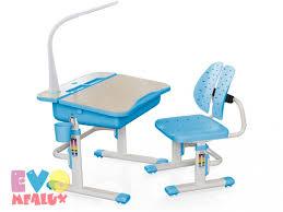 <b>Mealux Комплект мебели столик</b> и стульчик EVO-03 с лампой ...