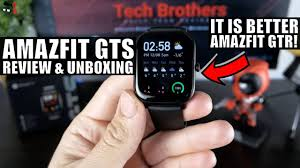 <b>Amazfit GTS</b> REVIEW & Unboxing: Much BETTER Than Expected ...