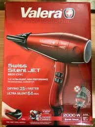 Обзор от покупателя на <b>Фен VALERA Swiss</b> Silent Jet 8500 Light ...