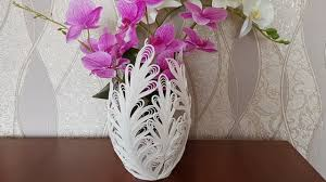 <b>Декоративная ваза</b>. Мастер класс - YouTube