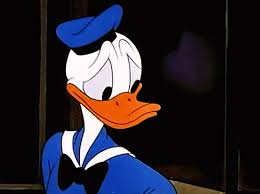 Image result for Donald duck is a big bird in politics pics