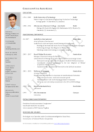 curriculum vitae apply a job bussines proposal  8 curriculum vitae apply a job