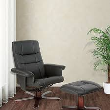 Fridges <b>TV Armchair</b> recliner relax <b>swivel chair</b> lounge with foot stool ...