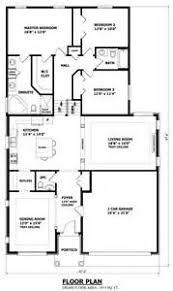 Bungalow House Plans With Garage  FREE HOME PLANS RAISED BUNGALOW    Front Back Split House Plans