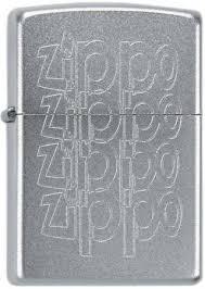 <b>Зажигалка ZIPPO 205 Zippo logo</b>